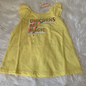 Jumping Beans Tank Top Size 18 Months NWT